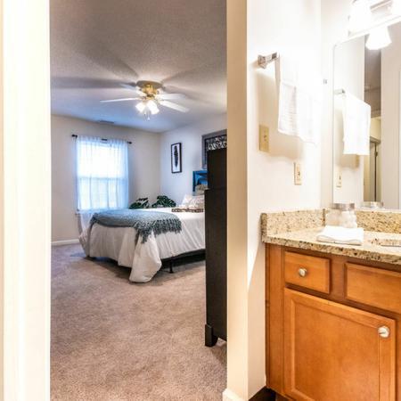 Spacious Bathroom | Buffalo Ny Luxury Apartments | Windsong Place