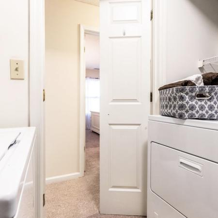 In-home Laundry  | Apartments Buffalo NY | Windsong Place