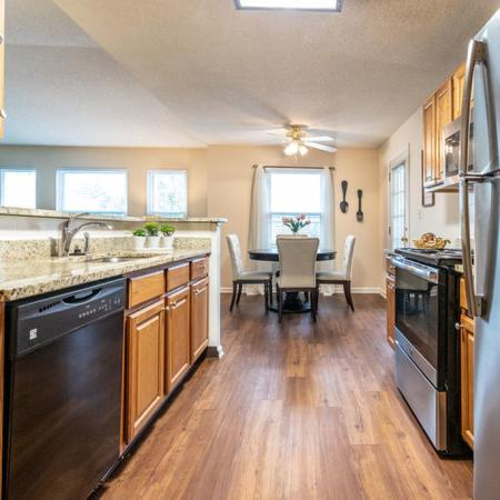 State-of-the-Art Kitchen | Apartments Buffalo NY | Windsong Place