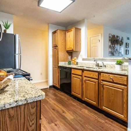 Plenty of Storage in the Kitchen | Buffalo Ny Luxury Apartments | Windsong Place