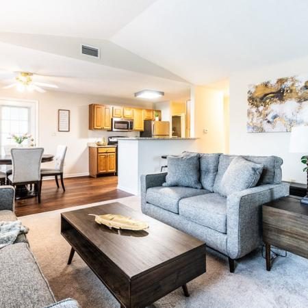 Versatile Layout in the Living Room | Apartments In Buffalo NY | Windsong Place