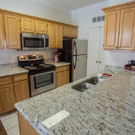 Spacious Kitchen | Williamsville Apartments | Renaissance Place Apartments