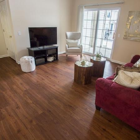 Spacious Living Area | Williamsville New York Apartments | Renaissance Place Apartments