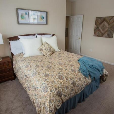 Luxurious Bedroom | Apartments in Williamsville | Renaissance Place Apartments