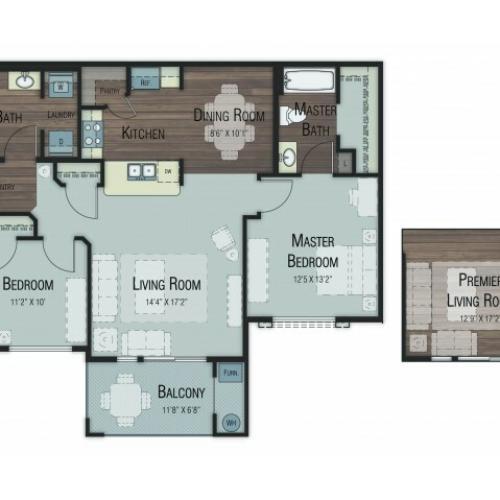 Kensington Apartments