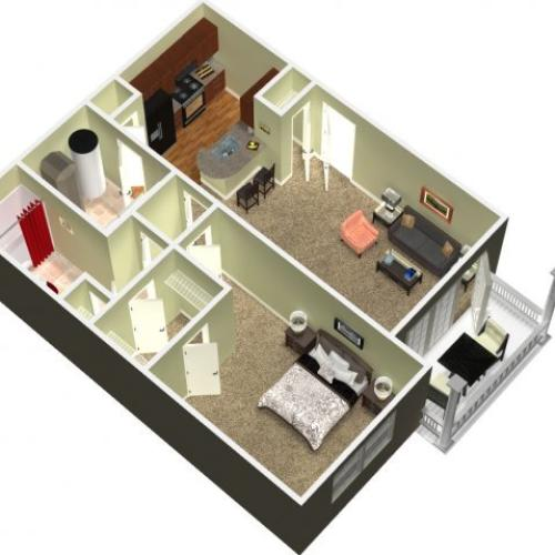 Floor Plan | Madison New Britain 2