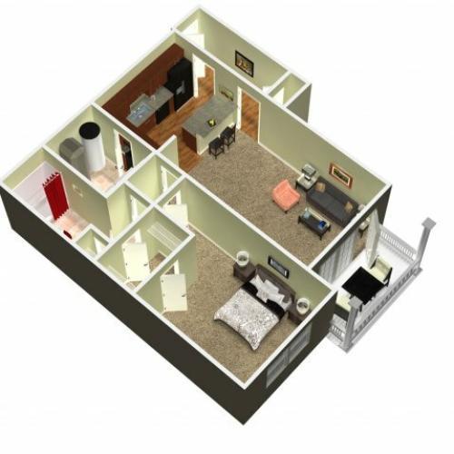 Floor Plan 7 | Madison New Britain 2