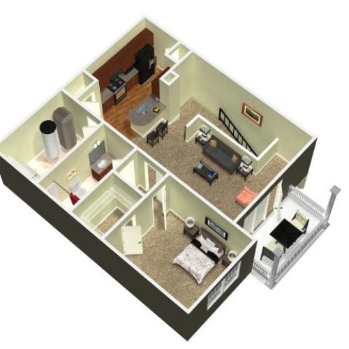 Floor Plan 8 | Madison New Britain 2
