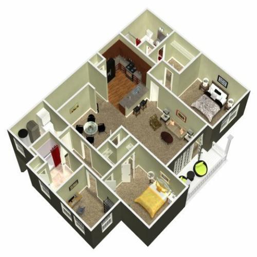 Floor Plan 20 | Madison New Britain 2