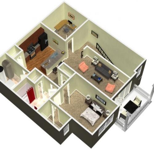 Floor Plan 10 | Madison New Britain 2