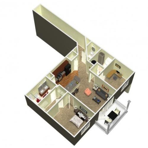 Floor Plan 12 | Madison New Britain 2