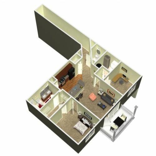 Floor Plan 12 | Madison New Britain 2