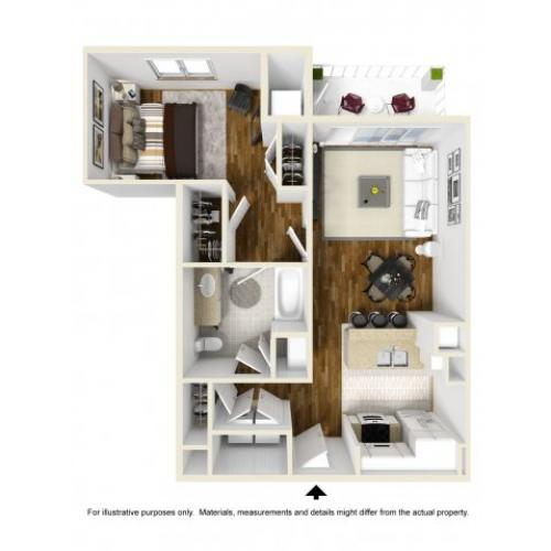 Floor Plan 4 | Palmer View