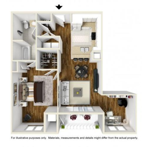 Floor Plan 9 | Palmer View