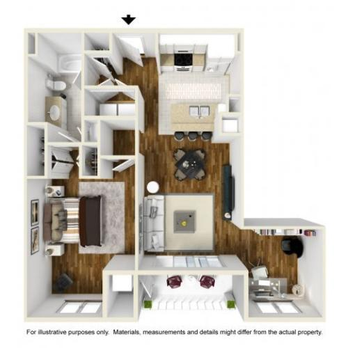 Floor Plan 10 | Palmer View
