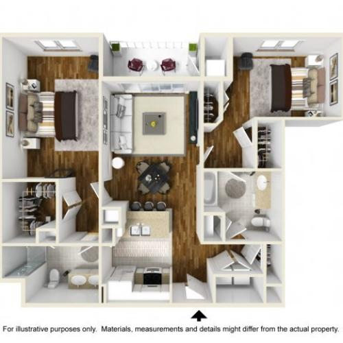 Floor Plan 13 | Palmer View