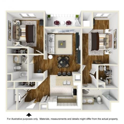 Floor Plan 14 | Palmer View