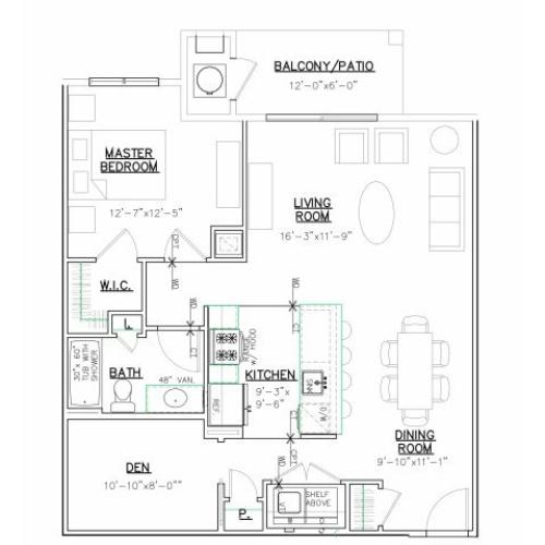 Floor Plan 8 | Palmer View