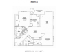 2 Bdrm Floor Plan | Apartments Near Ewing NJ | Heritage Court