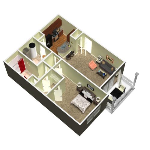 Floor Plan | Madison New Britain 2