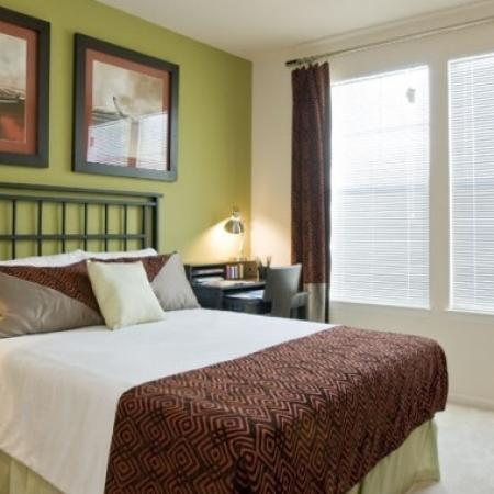 Spacious Bedroom | Luxury Apartments Orlando | Aqua at Millenia