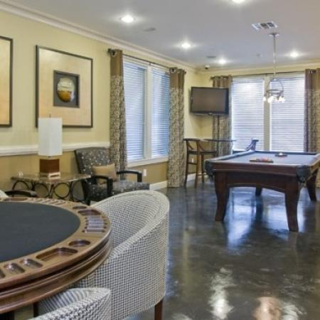 Resident Game Room | Orlando Apartments | Aqua at Millenia