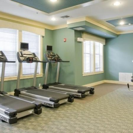 State-of-the-Art Fitness Center | Apartments For Rent In Orlando FL | Aqua at Millenia