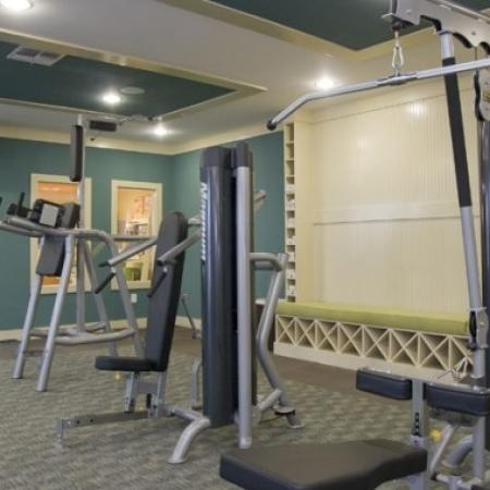 Community Fitness Center | Orlando FL Apartments | Aqua at Millenia