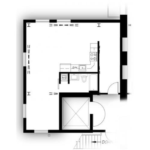 TacomaApartments | Albers Mill Lofts | Floor Plans