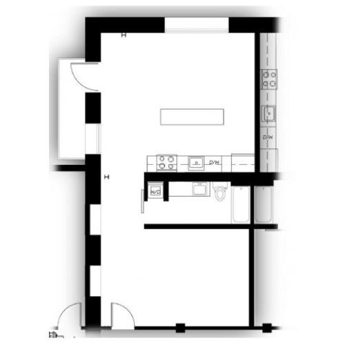 TacomaApartments | Albers Mill Lofts | Floor Plans 2