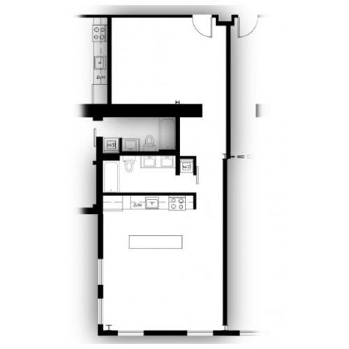 TacomaApartments | Albers Mill Lofts | Floor Plans 3