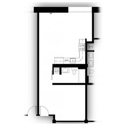TacomaApartments | Albers Mill Lofts | Floor Plans 6