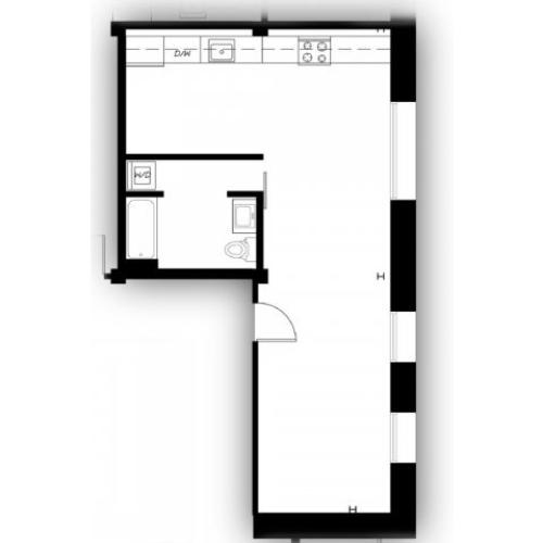 TacomaApartments | Albers Mill Lofts | Floor Plans 10