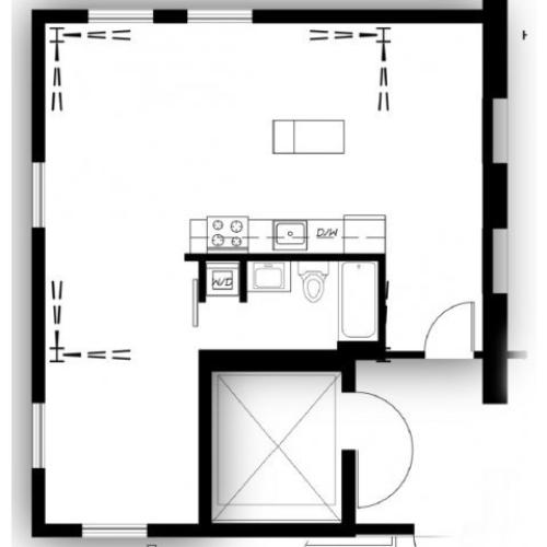 TacomaApartments | Albers Mill Lofts | Floor Plans 11