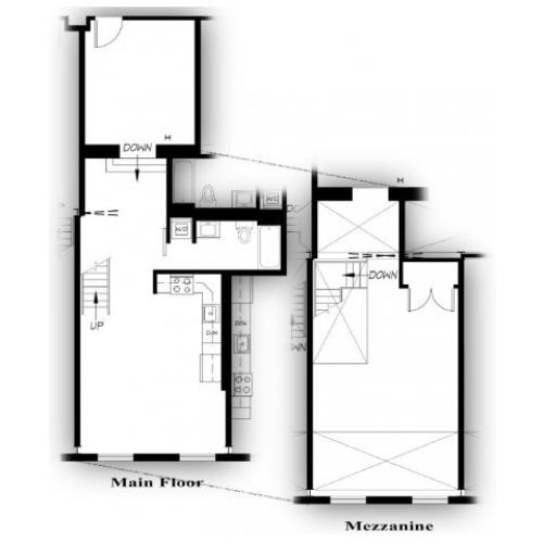 TacomaApartments | Albers Mill Lofts | Floor Plans 16