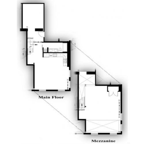 TacomaApartments | Albers Mill Lofts | Floor Plans 20