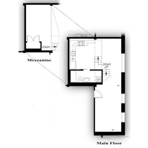TacomaApartments | Albers Mill Lofts | Floor Plans 21