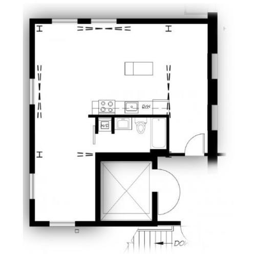 TacomaApartments | Albers Mill Lofts | Floor Plans 22