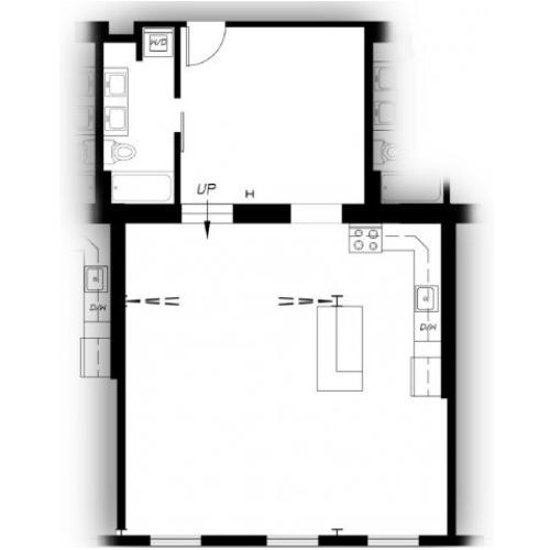 TacomaApartments | Albers Mill Lofts | Floor Plans 25