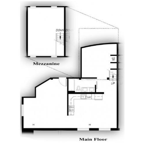 TacomaApartments | Albers Mill Lofts | Floor Plans 30