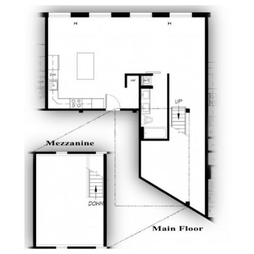 TacomaApartments | Albers Mill Lofts | Floor Plans 31