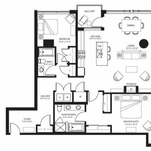 Bravern Apartments: The Bravern Signature Residences