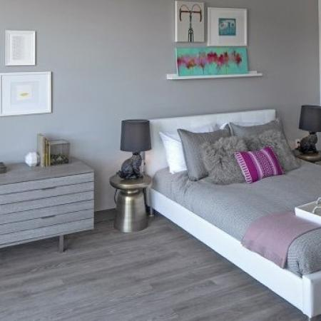 Spacious Master Bedroom | Apartment In Portland Oregon | The Addy
