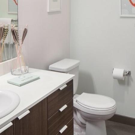 Elegant Bathroom | Apartments In Portland | The Addy
