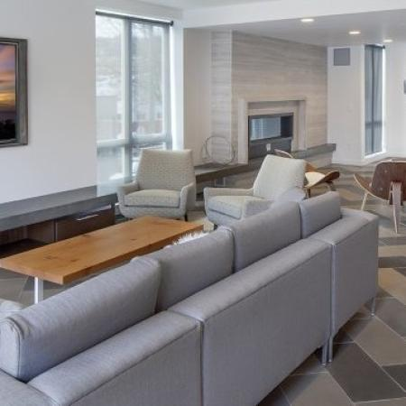 Spacious Living Room | Apartments In Portland | The Addy