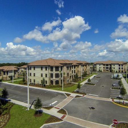Expansive Grounds | Orlando Apartments | Sanctuary at Eagle Creek