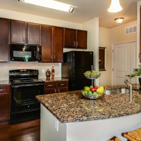 Modern Kitchen | Apartments For Rent In Orlando FL | Sanctuary at Eagle Creek