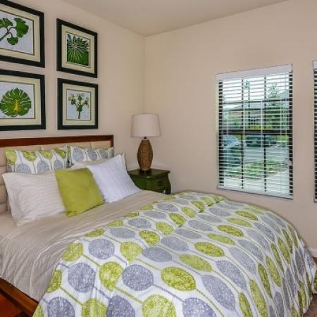 Luxurious Bedroom | Luxury Apartments In Orlando Florida | Sanctuary at Eagle Creek
