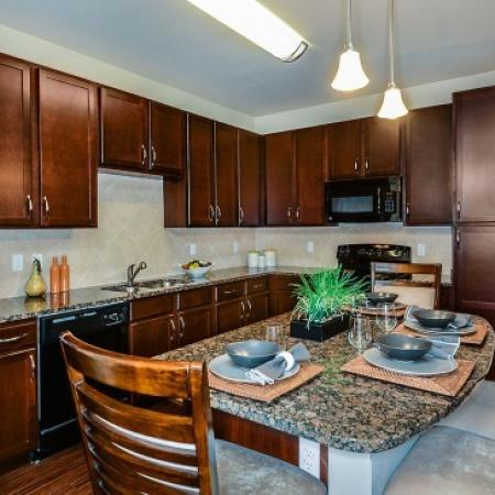 Elegant Kitchen | Luxury Apartments In Orlando Florida | Sanctuary at Eagle Creek