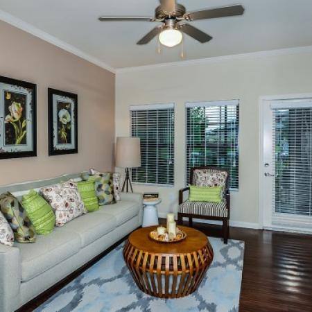 Spacious Living Room | Luxury Apartments In Orlando Florida | Sanctuary at Eagle Creek